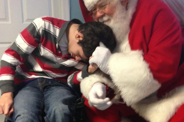 Adaptive Santa with consumer
