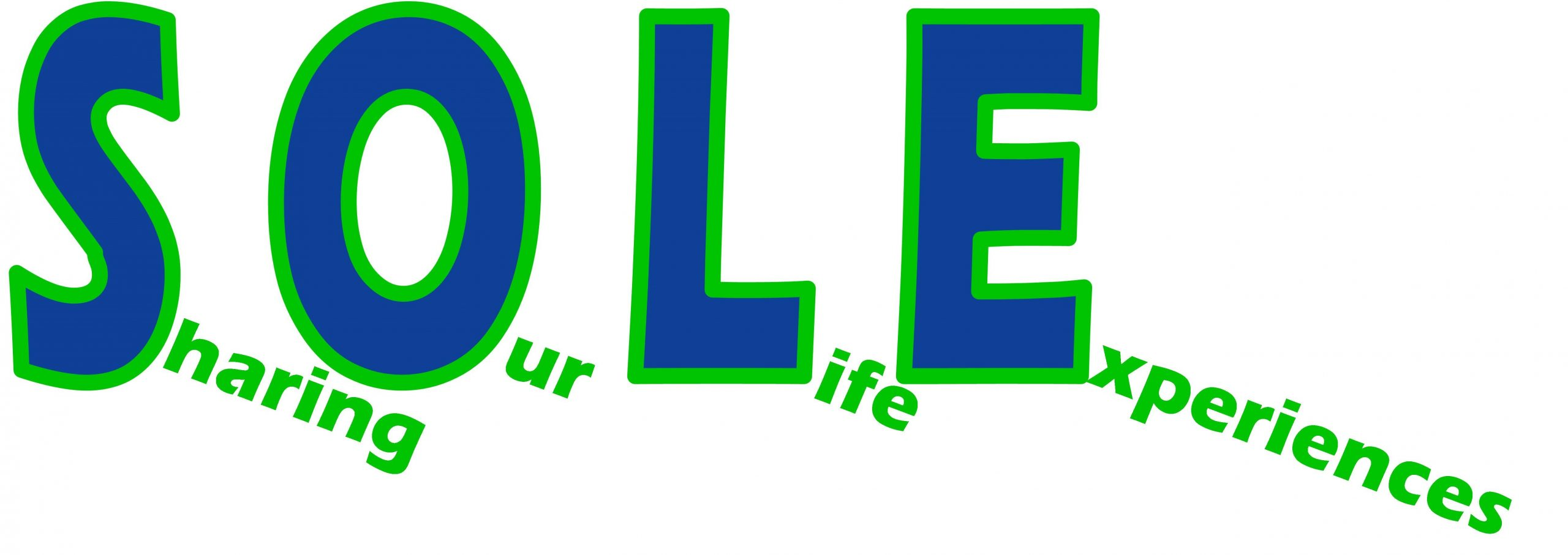 Share Our Life Experience Logo